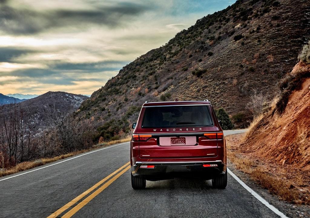 2022 Yeni Jeep Wagoneer Fiyatı