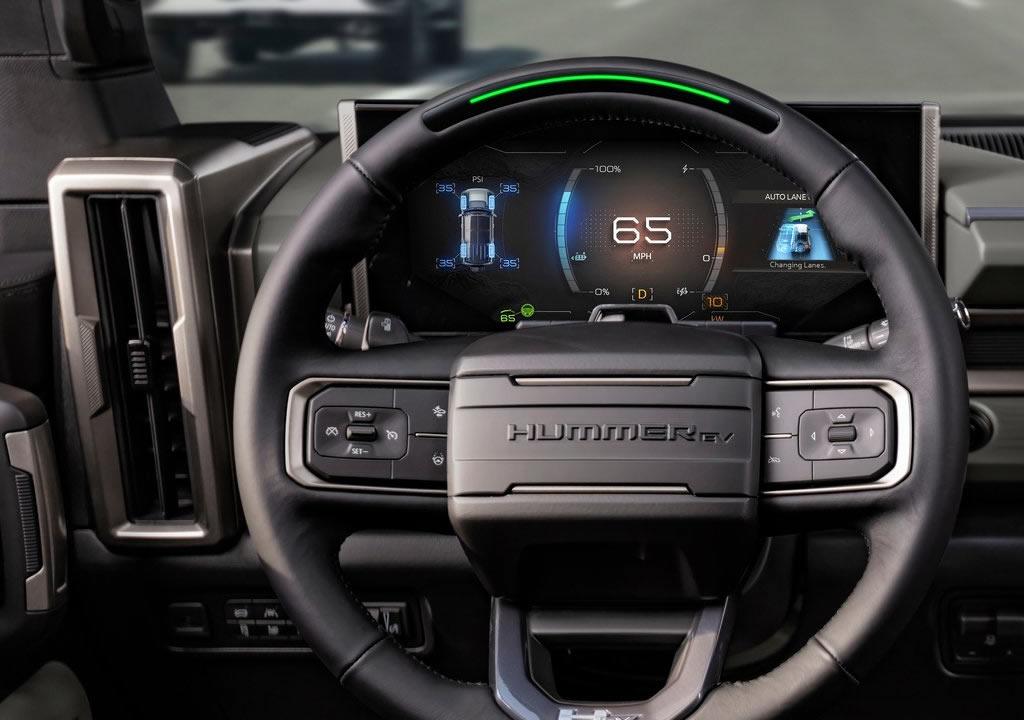 2024 GMC Hummer EV SUV Donanımları