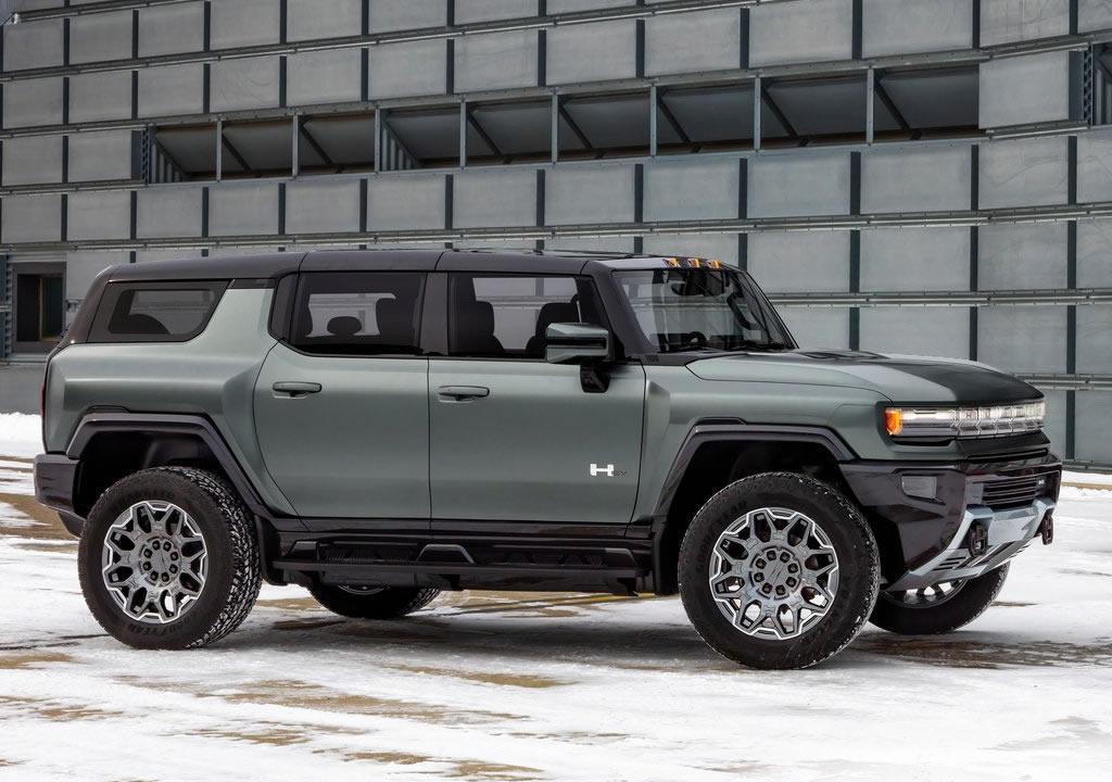 2024 GMC Hummer EV SUV Fiyatı