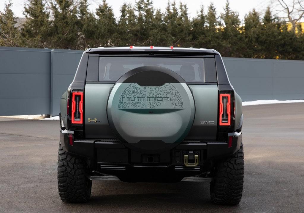 2024 GMC Hummer EV SUV 0-100 km/s