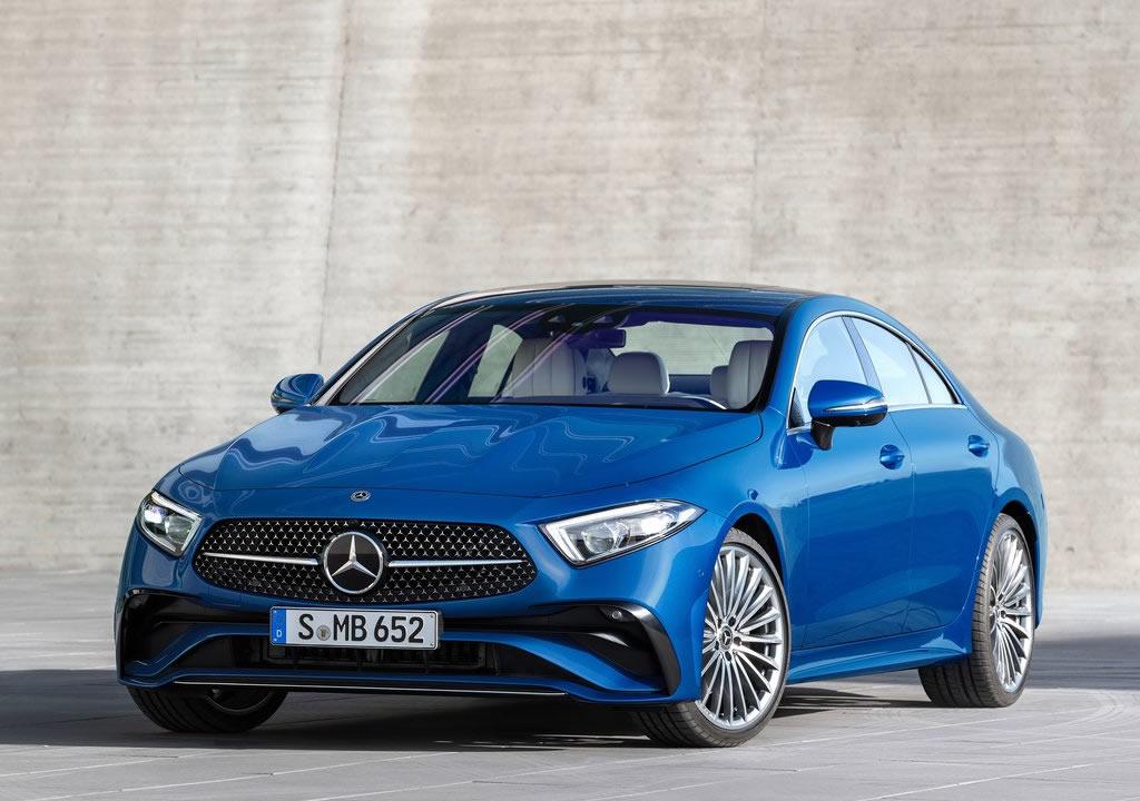 Makyajlı 2022 Mercedes-Benz CLS Teknik Özellikleri