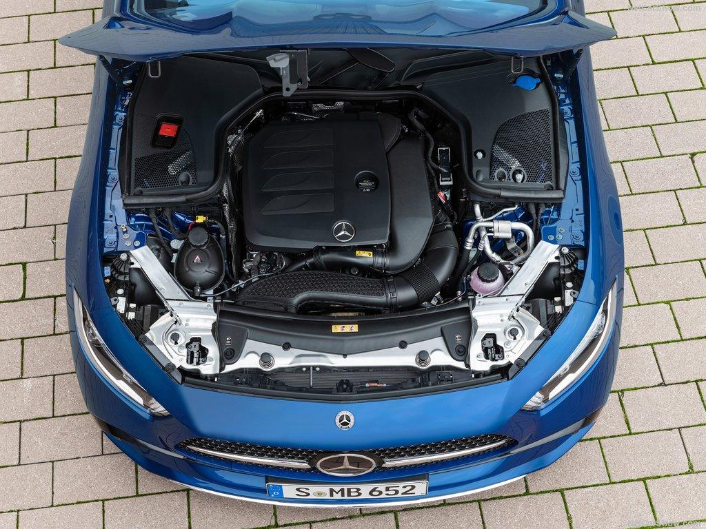 Makyajlı 2022 Mercedes-Benz CLS Motoru