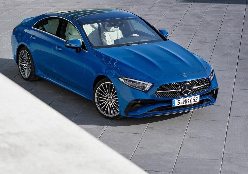 Makyajlı 2022 Mercedes-Benz CLS Özellikleri