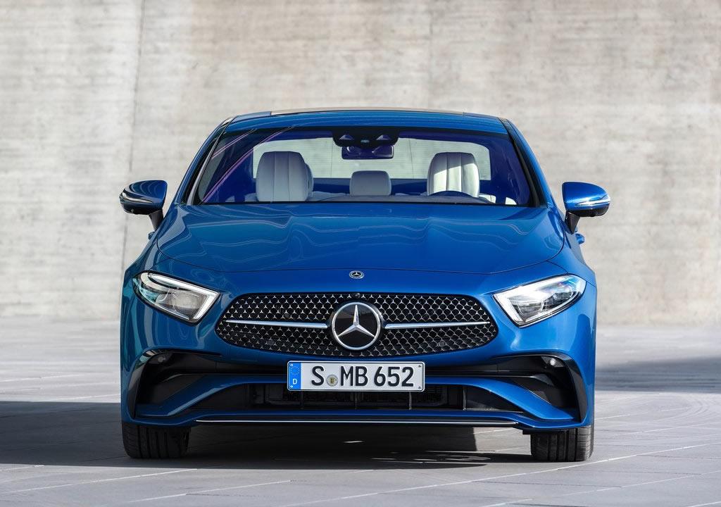 Makyajlı 2022 Mercedes-Benz CLS