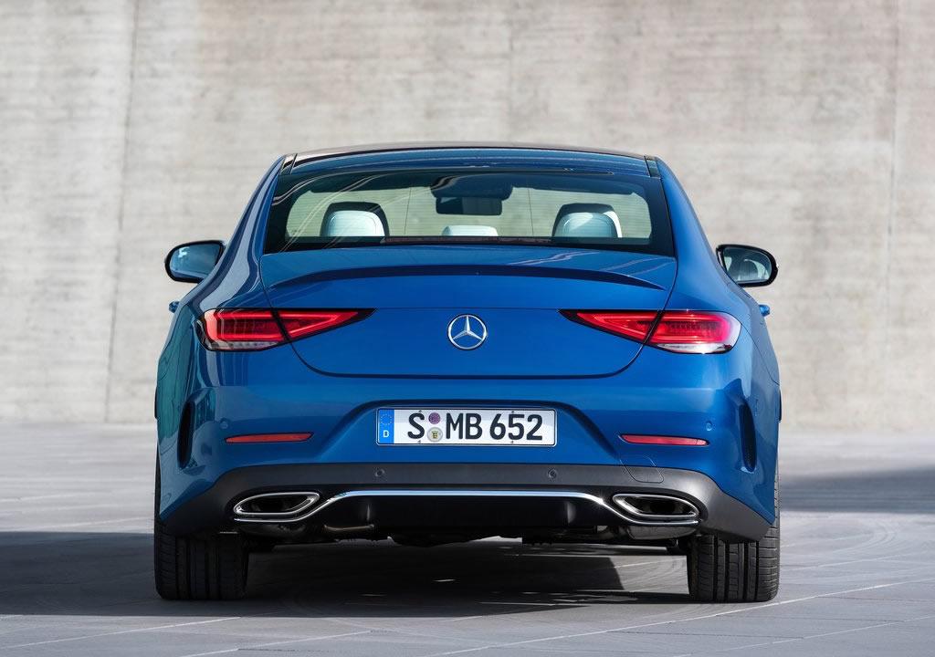 Makyajlı 2022 Mercedes-Benz CLS Dizel