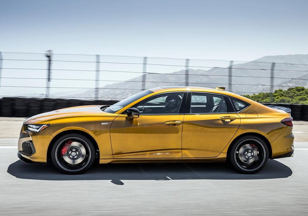 2021 Yeni Acura TLX Type S Teknik Özellikleri