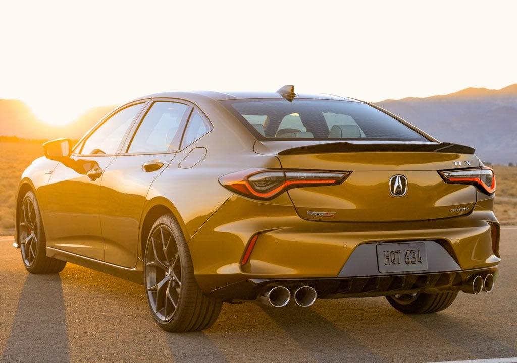 2021 Yeni Acura TLX Type S