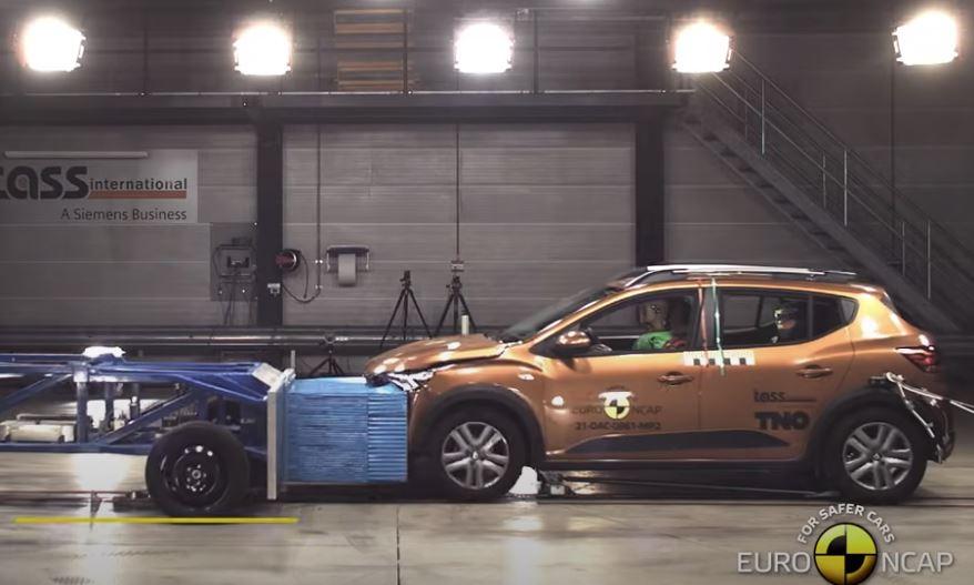 2021 Yeni Dacia Logan Euro NCAP Sonuçları