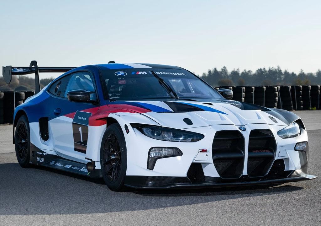 2022 BMW M4 GT3 Teknik Özellikleri