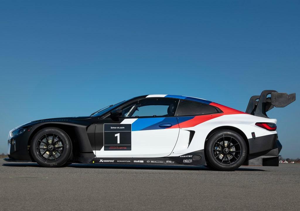 2022 BMW M4 GT3 Kaç Beygir?