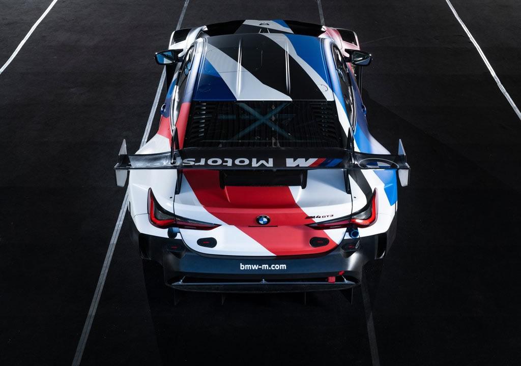 2022 Yeni BMW M4 GT3 0-100 km/s