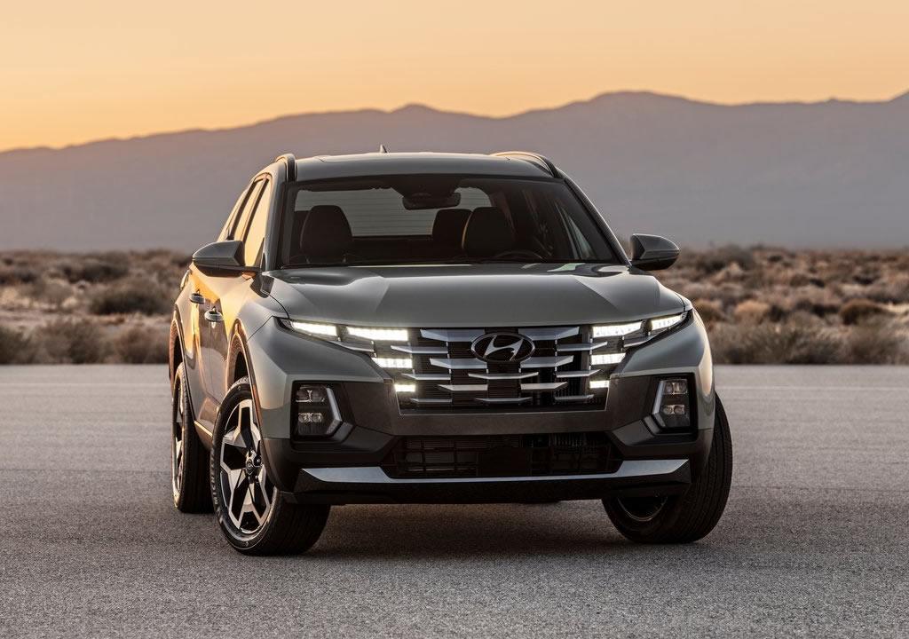 2022 Hyundai Santa Cruz Teknik Özellikleri