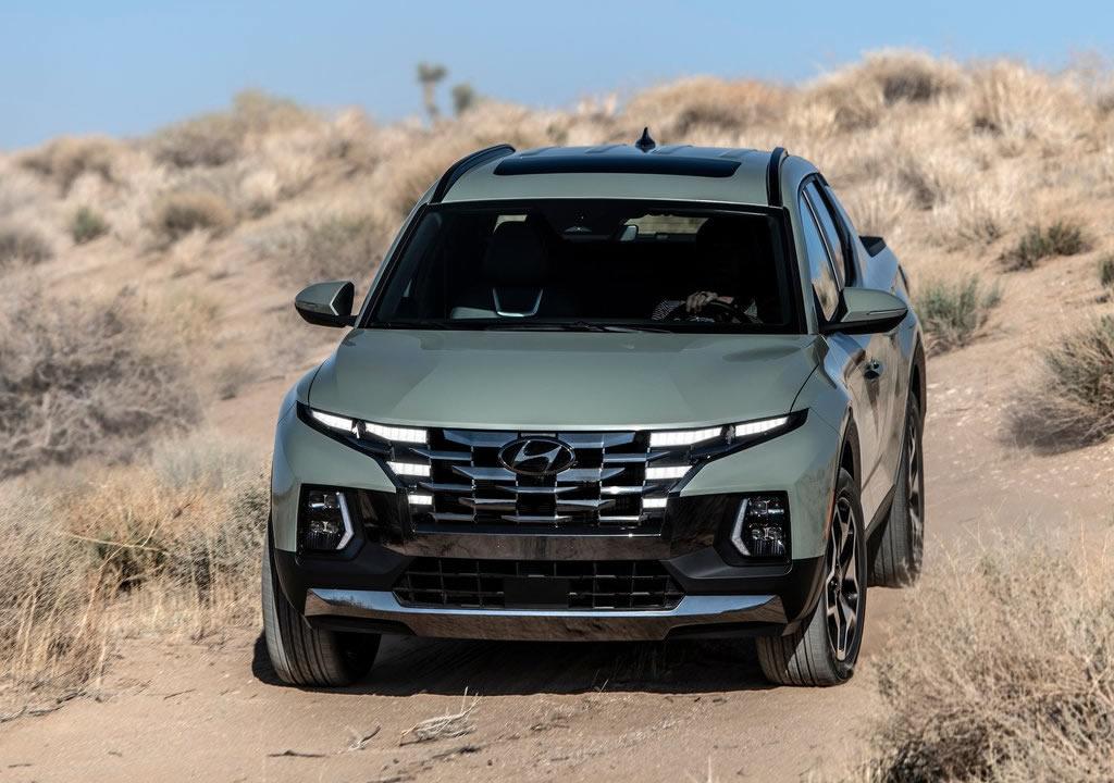 2022 Hyundai Santa Cruz Fotoğrafları