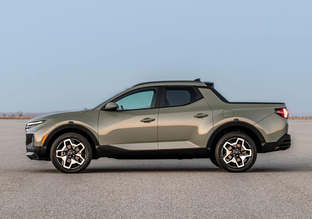 2022 Hyundai Santa Cruz Kaç Beygir?