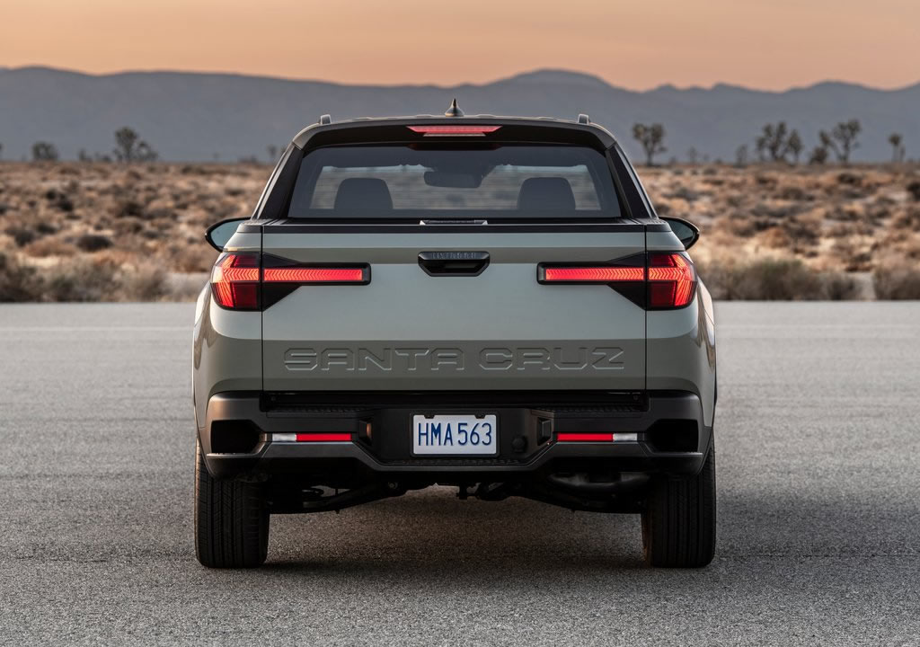 2022 Hyundai Santa Cruz Pikap