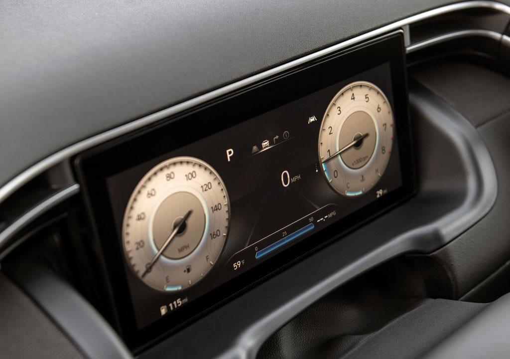 2022 Hyundai Santa Cruz Donanım