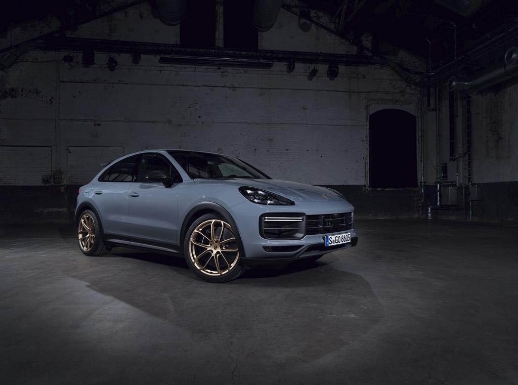 2022 Porsche Cayenne Turbo GT Özellikleri