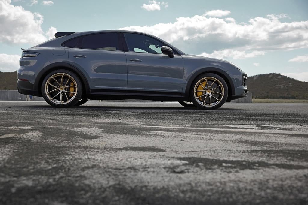2022 Porsche Cayenne Turbo GT Fiyatı