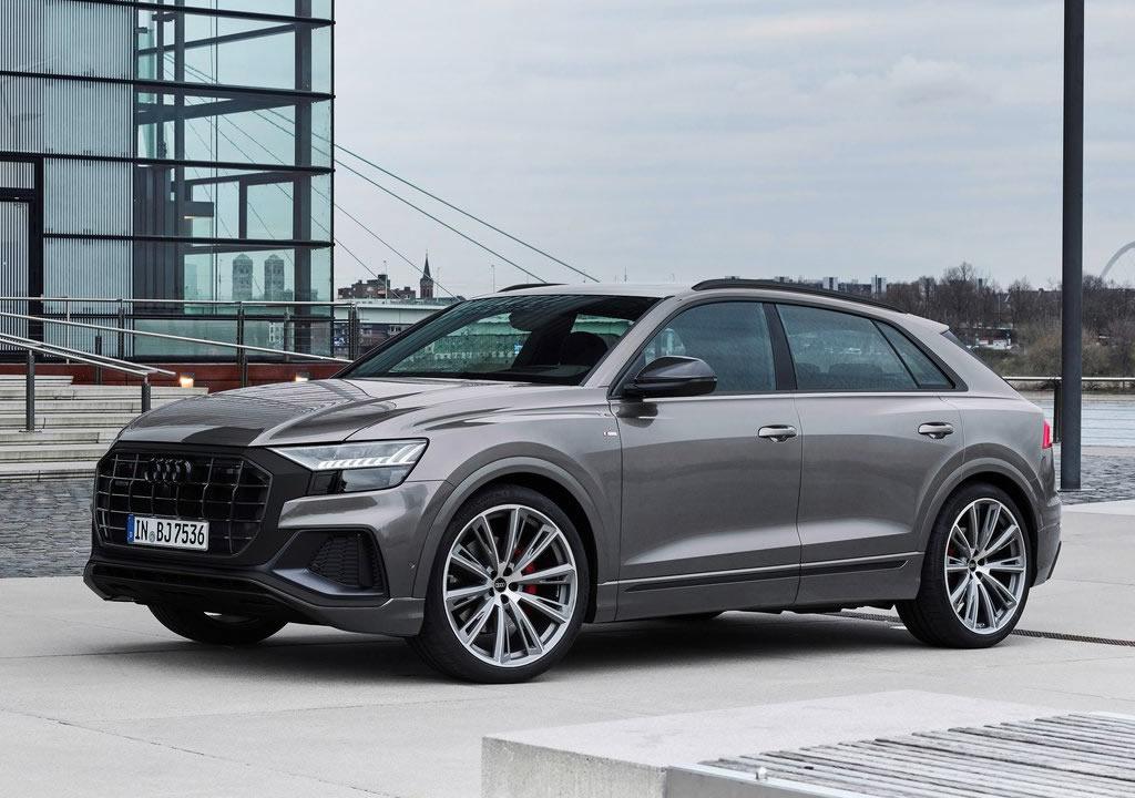 2022 Yeni Audi Q8 competition plus Fiyatı