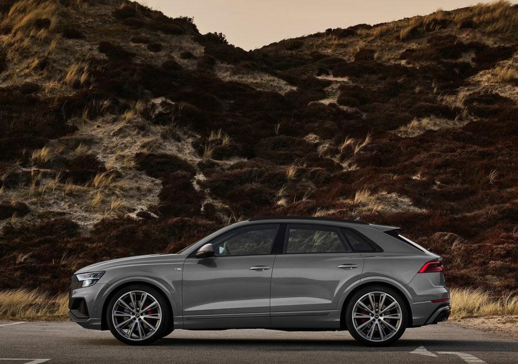 2022 Yeni Audi Q8 competition plus Özellikleri