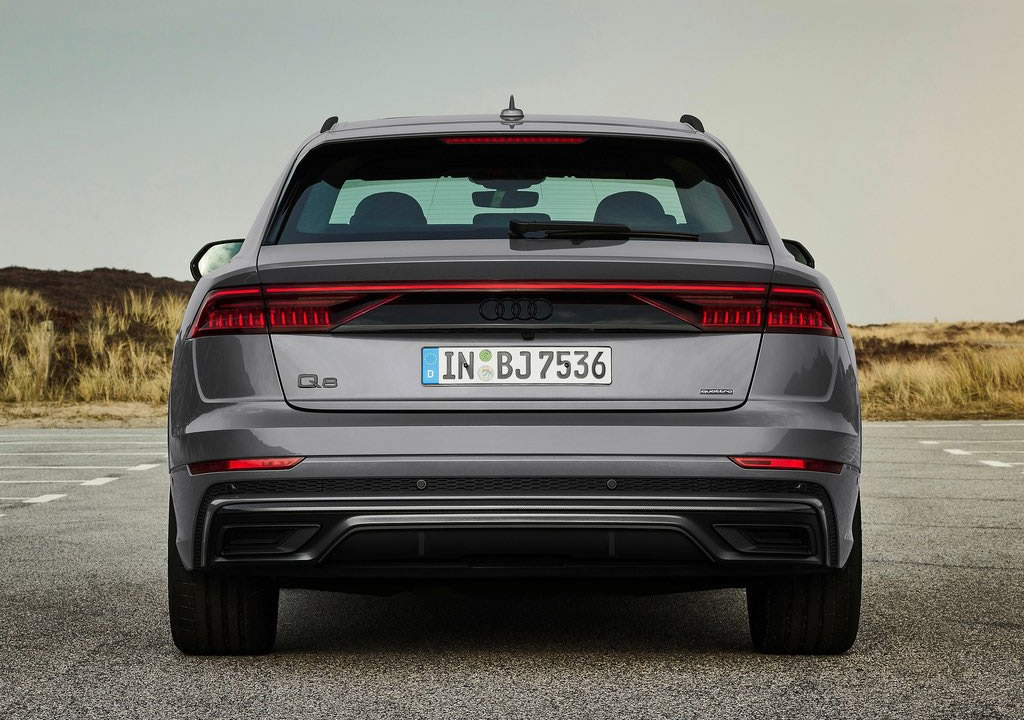 2022 Yeni Audi Q8 competition plus Donanımları