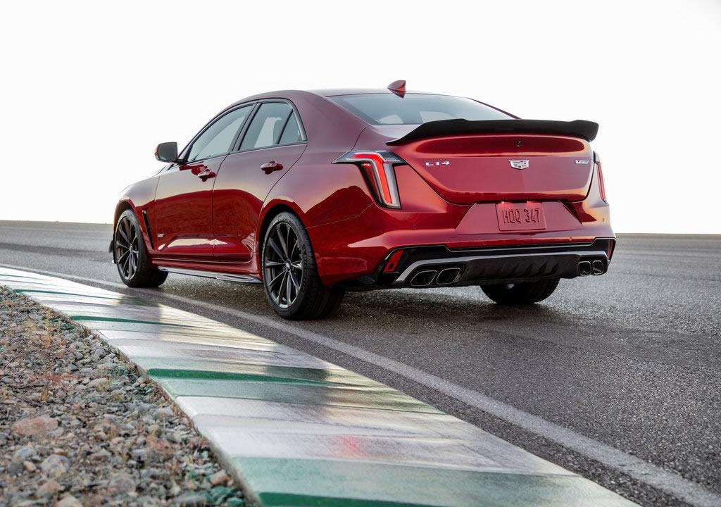 2022 Yeni Cadillac CT4-V Blackwing Özellikleri