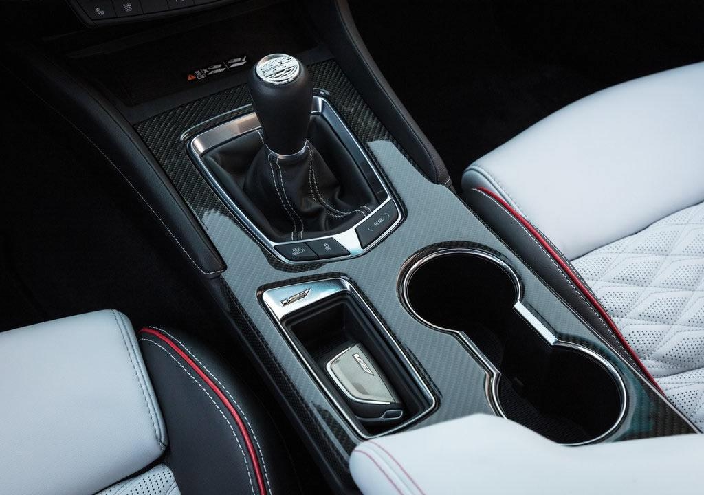 2022 Yeni Cadillac CT4-V Blackwing Fiyatı