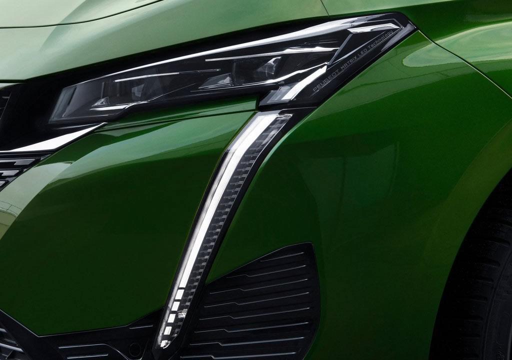 2022 Yeni Peugeot 308 (MK3)