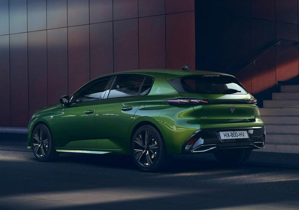 2022 Yeni Kasa Peugeot 308 Teknik Özellikleri