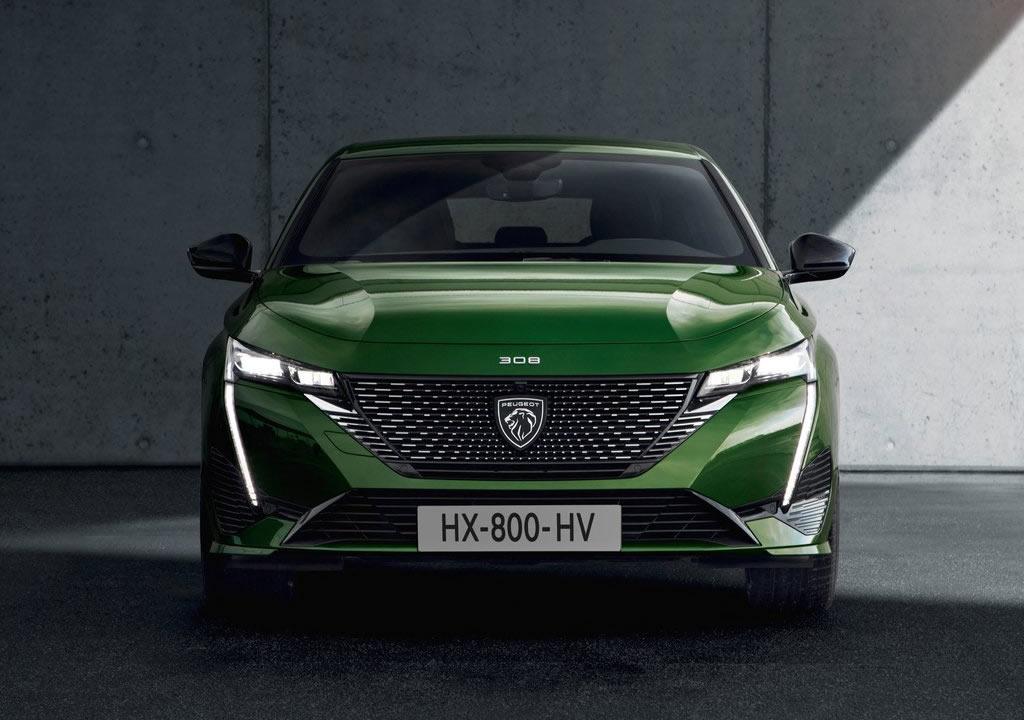 2022 Yeni Kasa Peugeot 308 Özellikleri