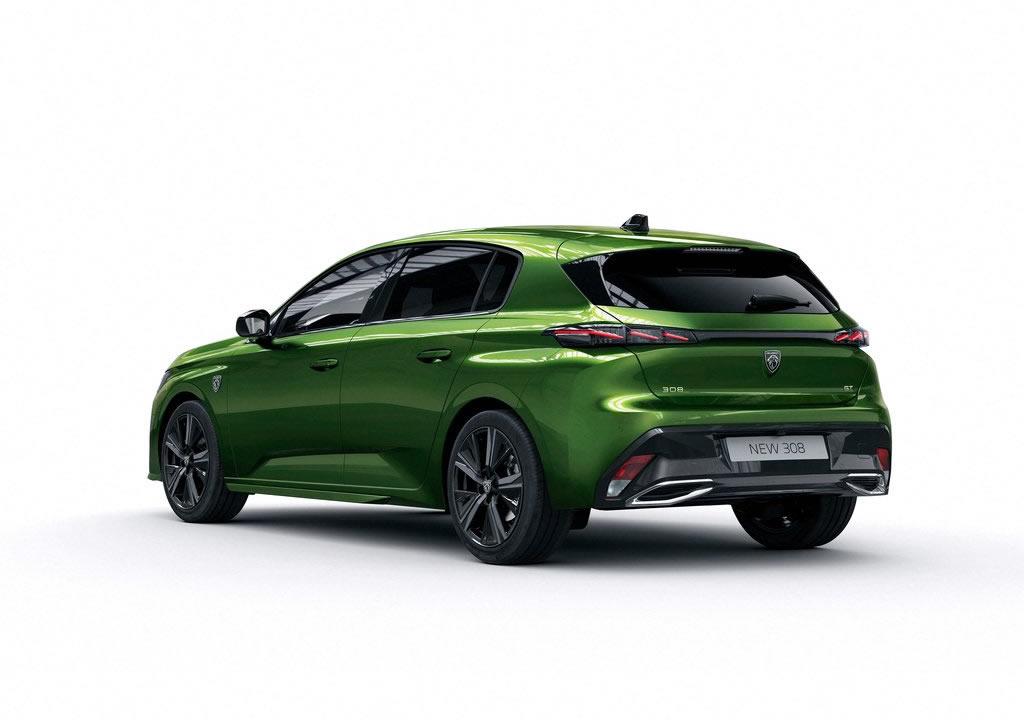 2022 Yeni Kasa Peugeot 308 Türkiye Fiyatı