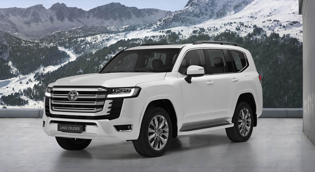 2022 Yeni Kasa Toyota Land Cruiser (J300) Özellikleri