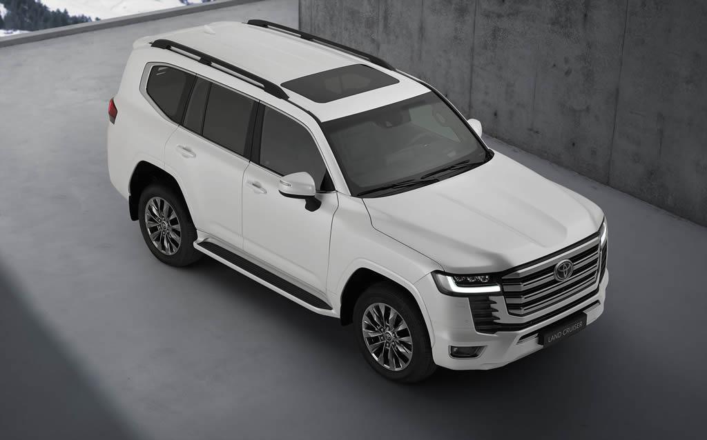 2022 Yeni Kasa Toyota Land Cruiser (J300)
