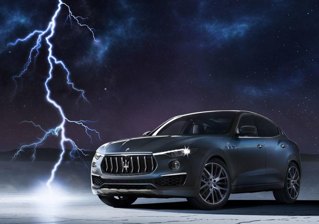 2022 Yeni Maserati Levante Hybrid Özellikleri