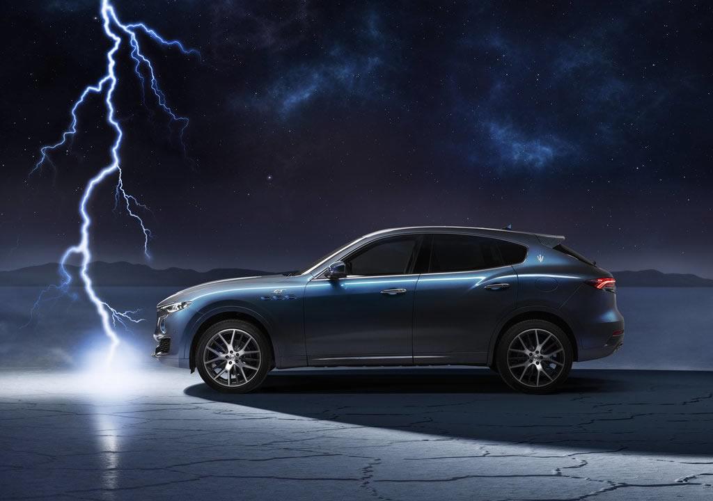 2022 Yeni Maserati Levante Hybrid Teknik Özellikleri
