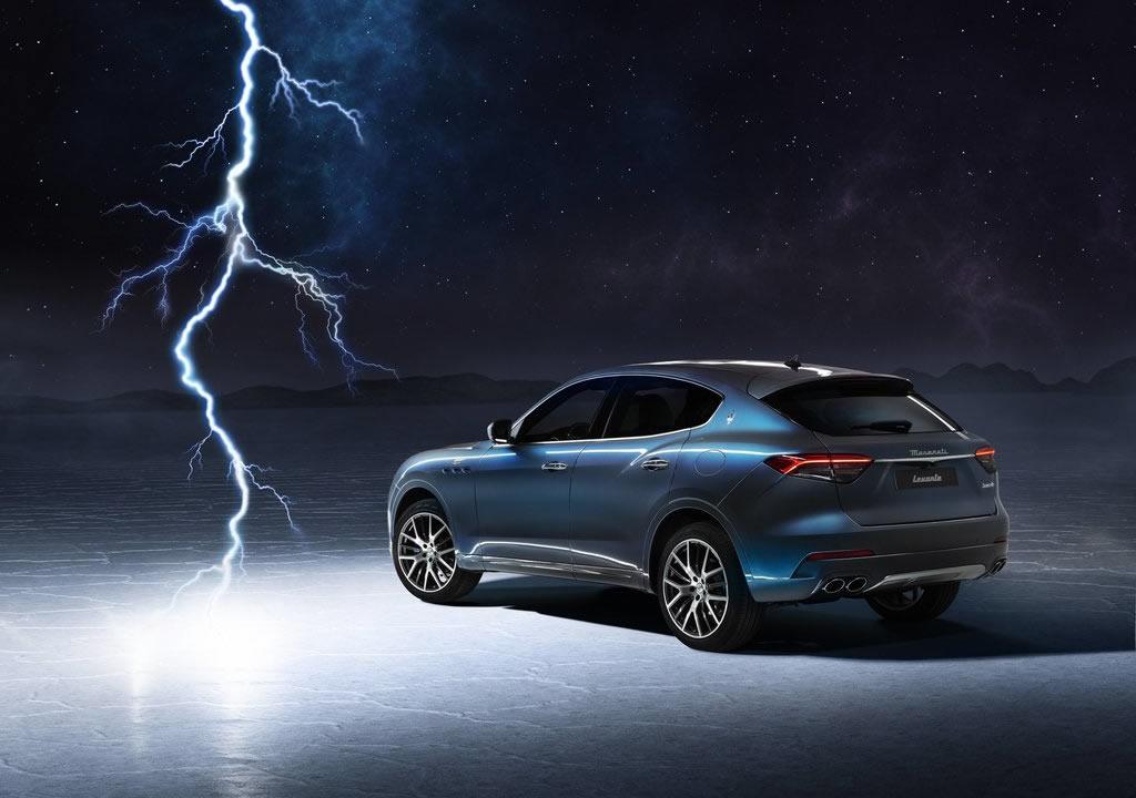2022 Yeni Maserati Levante Hybrid