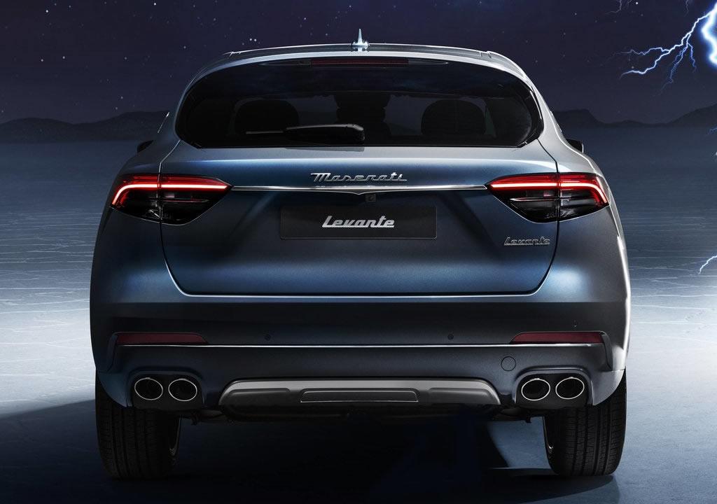 2022 Yeni Maserati Levante Hybrid Fiyatı