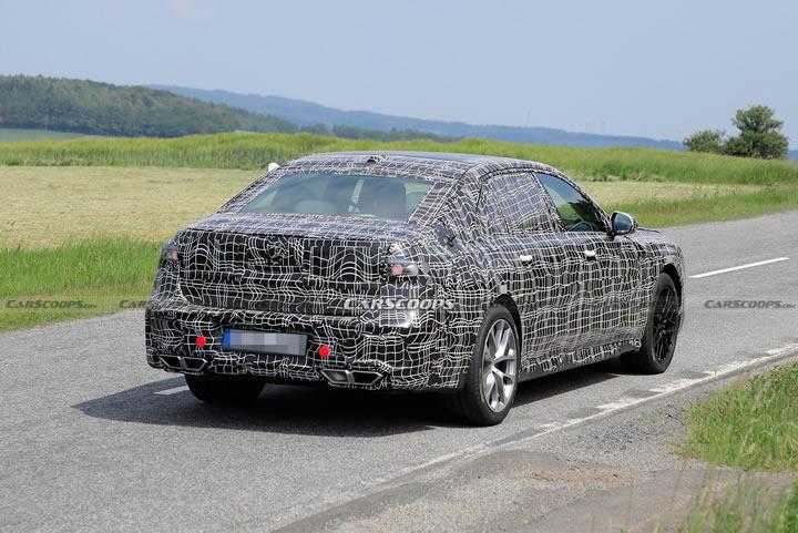2023 Yeni Kasa BMW 7 Serisi Ne Zaman Çıkacak?