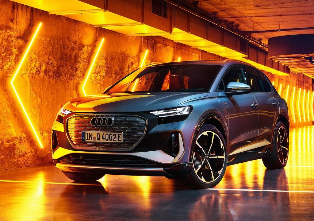 Elektrikli 2022 Yeni Audi Q4 e-tron Teknik Özellikleri