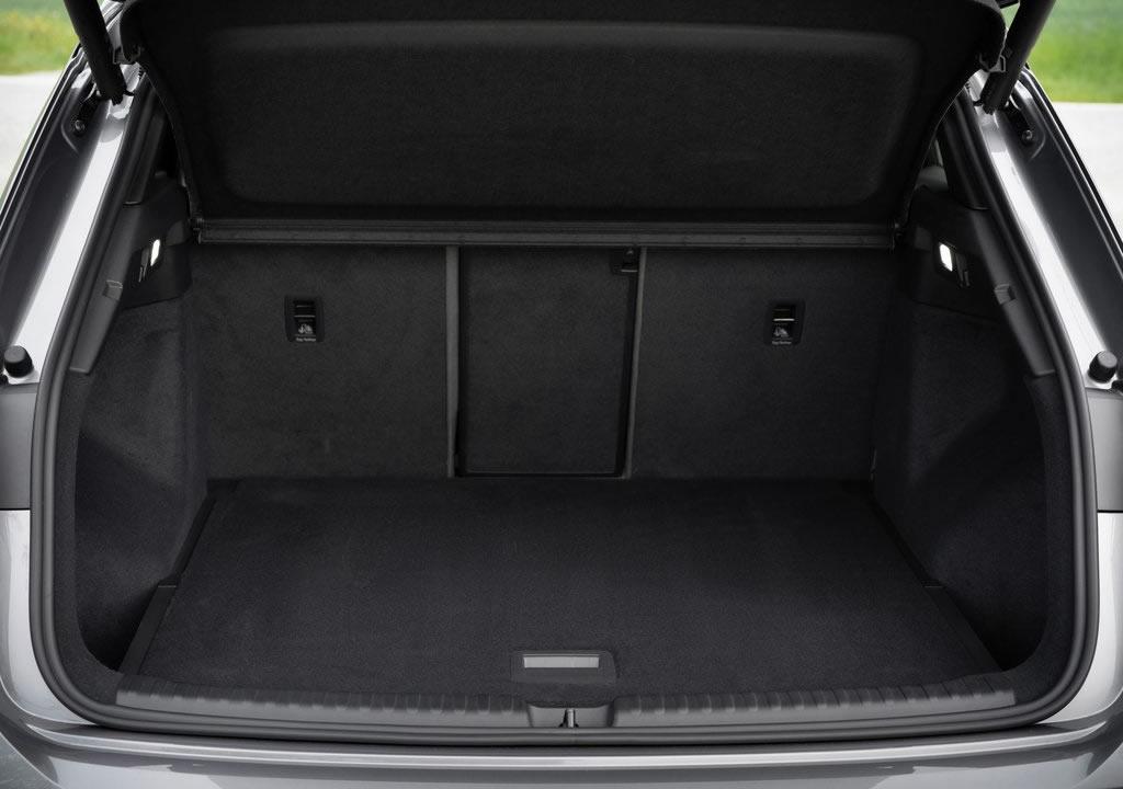 2022 Yeni Audi Q4 e-tron Bagajı