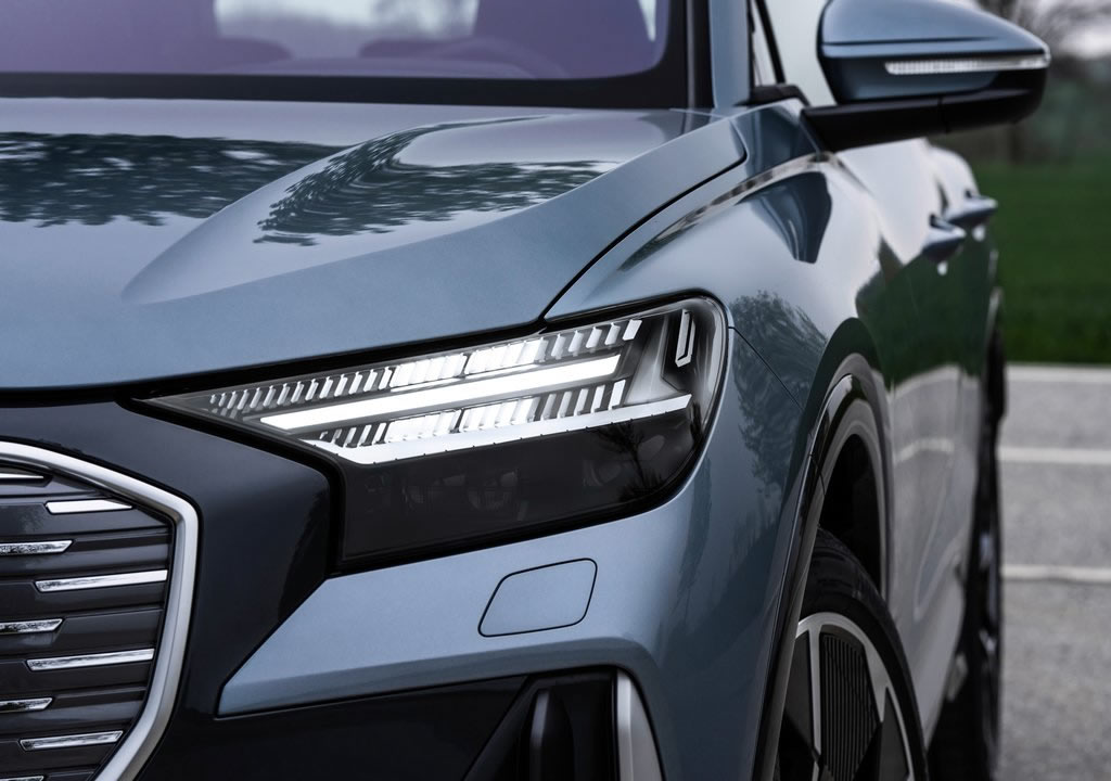 2022 Yeni Audi Q4 e-tron Şarj Süresi