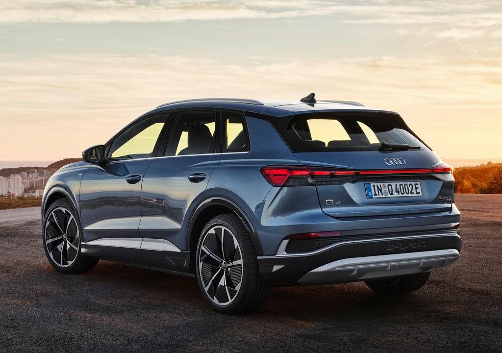 Elektrikli 2022 Yeni Audi Q4 e-tron Özellikleri