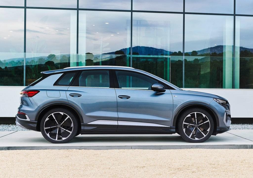 2022 Yeni Audi Q4 e-tron