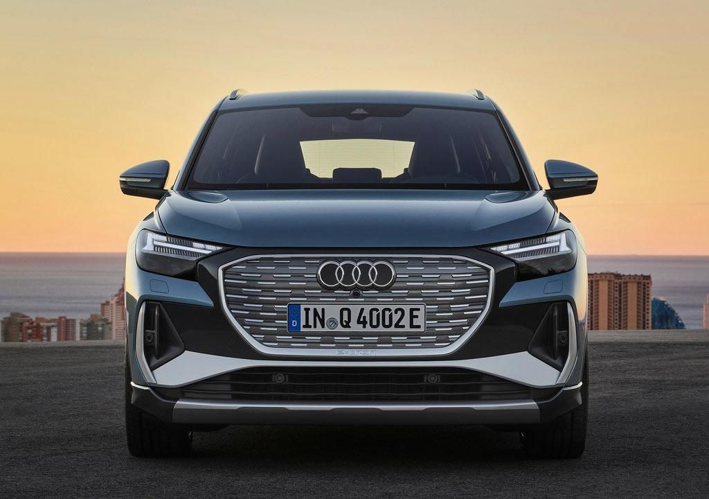 2022 Yeni Audi Q4 e-tron Menzili