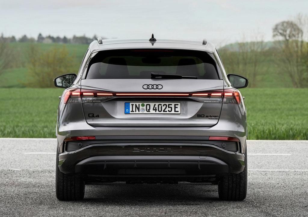 2022 Yeni Audi Q4 e-tron 0-100 km/s