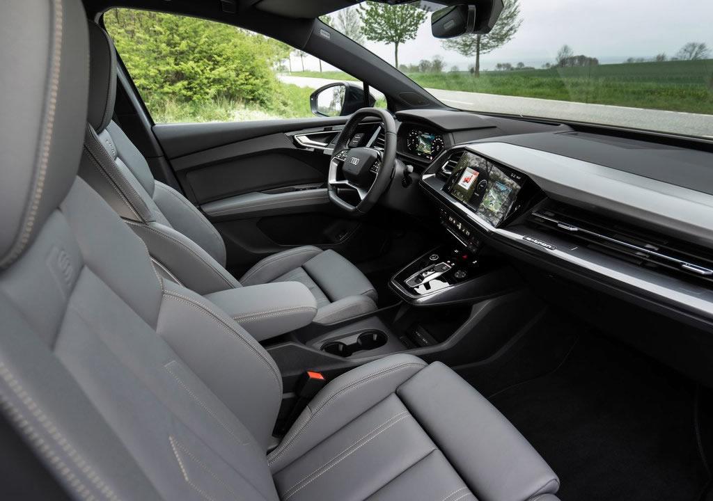 2022 Yeni Audi Q4 e-tron Donanımları