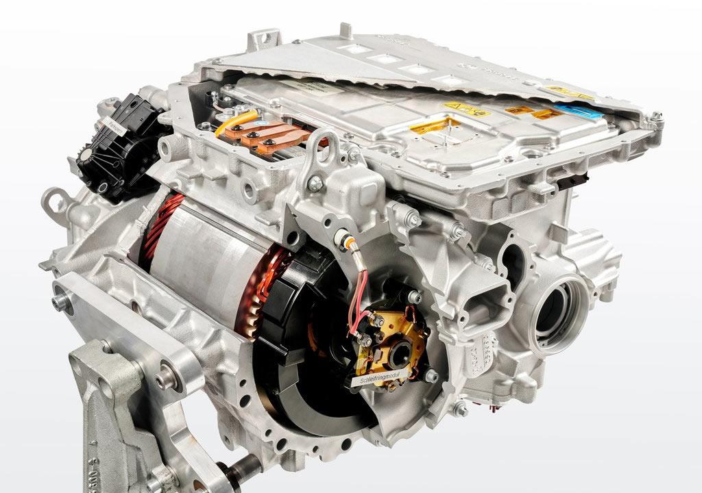 BMW i4 Motoru