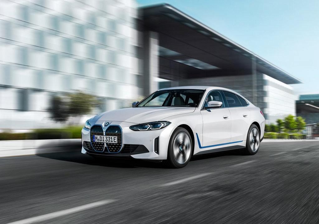 BMW i4 Fiyatı