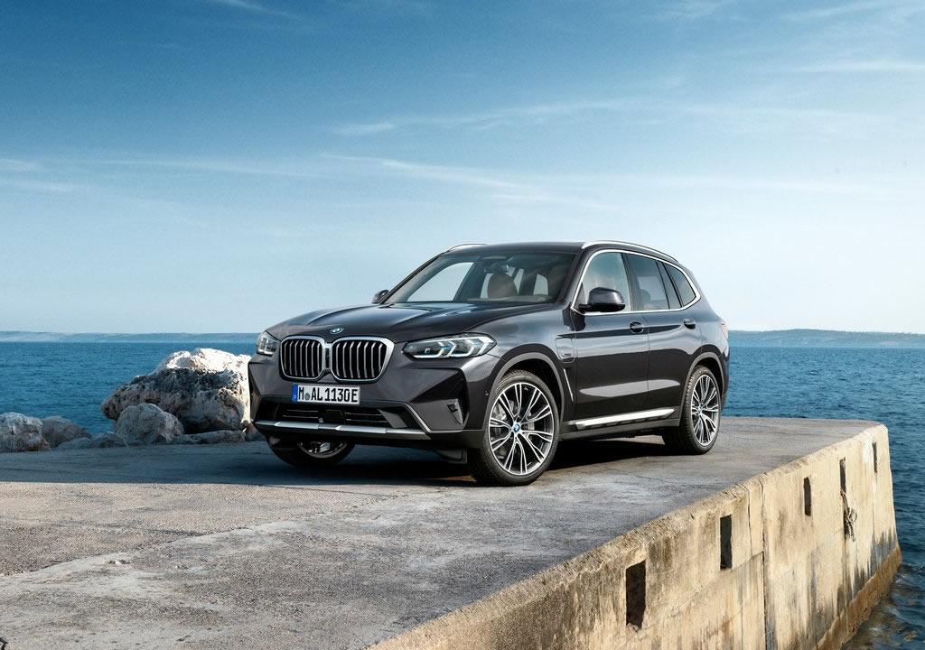 Makyajlı 2022 BMW X3 (G01)
