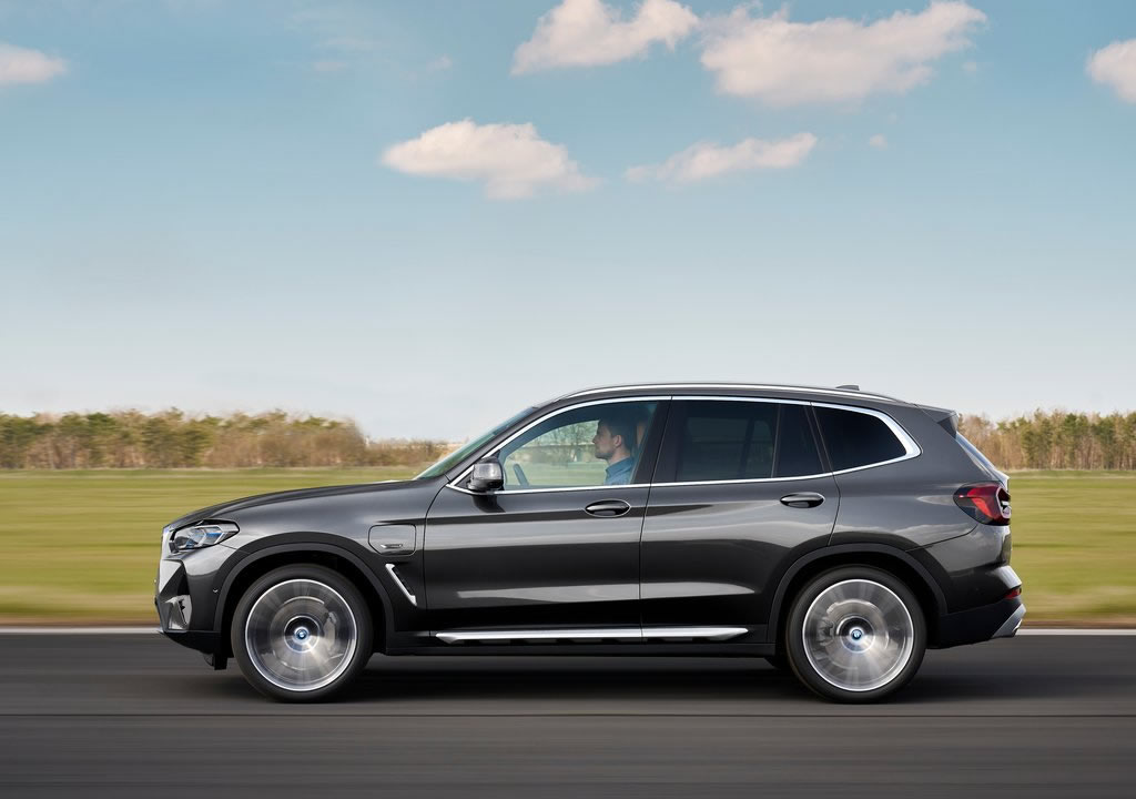 Makyajlı 2022 BMW X3
